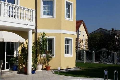 DG in herrlicher Villa