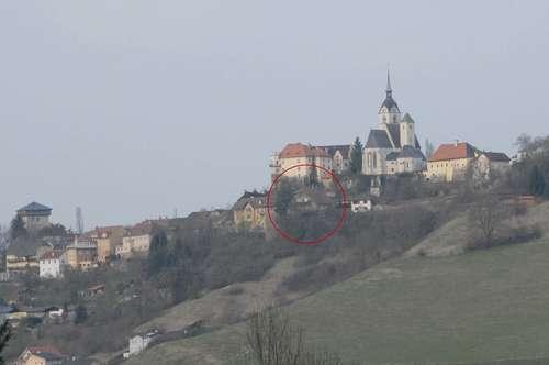 Historisches Gebäude im Altstadtkern von Althofen (Kärnten)