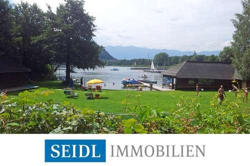 Alpe Maritima – Seeblickwohnungen mit Badestrand