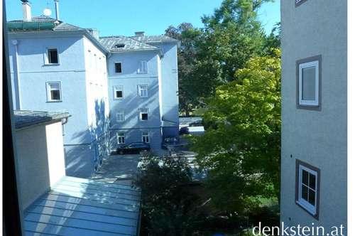 Schöne 4 Zimmer Stadtwohnung mit Balkon im Andrä Viertel Salzburg