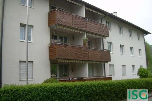 Objekt 579:4-Zimmerwohnung in Wernstein am Inn, Bahnhofstraße 1, Top 8 (inkl. Carport)