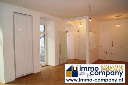 *** PREISREDUZIERT *** Wohnung/Büro/Praxis mit 40 m² Terrasse! Erstbezug!