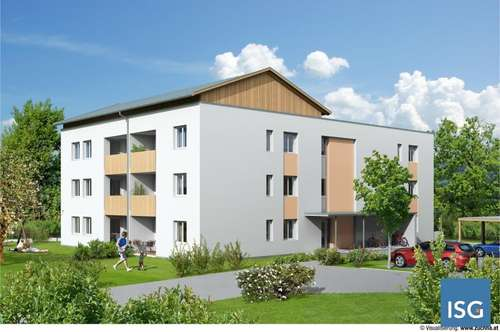 Objekt 2026: 3-Zimmerwohnung in 4771 Sigharting, Ringofenstraße 6, Top 8