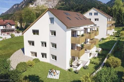 Wohnprojekt Bad Häring modern und wertbeständig wohnen Top B9