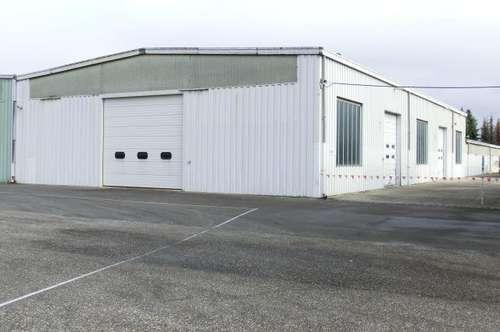 Miete - Lagerhalle ca. 1.400 m², nähe Schwadorf / Fischamend - ohne Steher!