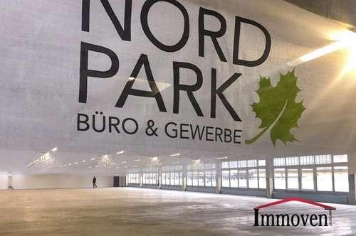 Lager in Gewerbepark (Teilflächen, Büro, KFZ-Stellplätze etc. alles ist möglich!)