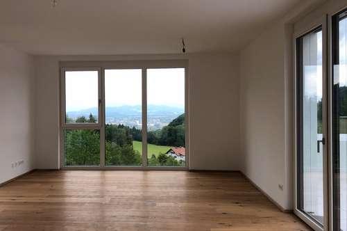"""PROVISIONSFREI direkt vom Eigentümer  -  Wohnen und Arbeiten im Grünen auf 2 Etagen (""""Haus im Haus"""")  -  4-ZIMMER-WOHNUNGEN  -  Erstbezug!"""