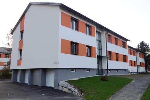 Sonnige Wohnung im Erdgeschoß mit Loggia