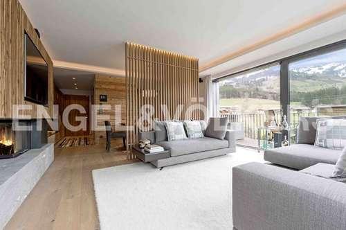 W-02BX8A Exklusive Wohnung mit erstklassigen Designer Möbel