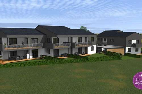 Moderne Erstbezugswohnung mit Terrasse oder Balkon in Seiersberg-Pirka!