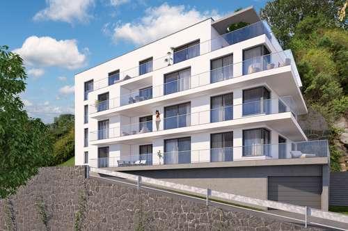 Eigentumswohnung direkt an der Donau