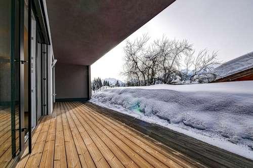 Moderne Wohnung in Aussichtslage