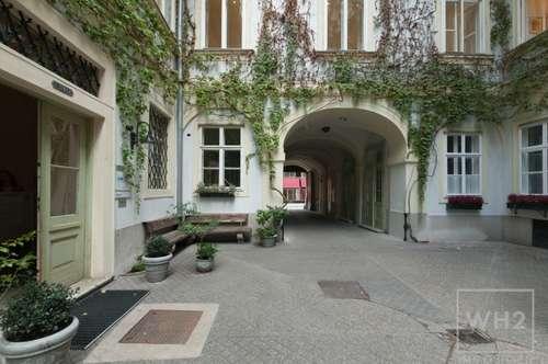 WH2 Elegante Zwei-Zimmerwohnung im Palais - beim Michaelerplatz, im Herzen der City