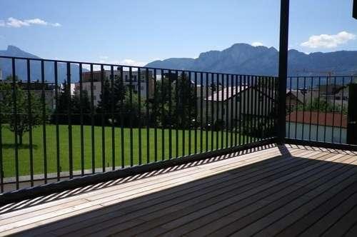 Erstbezug! 2-Zimmer-Mietwohnung mit Balkon in Mondsee