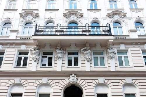 Exklusive 3,5 Zimmer-Dachgeschosswohnung nähe Schloss Belvedere!! Erstbezug, Schlüsselfertig