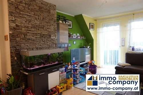 tolle Lage - Gänserndorf – schöne 3-Zimmer-Wohnung mit sonnigem Balkon!