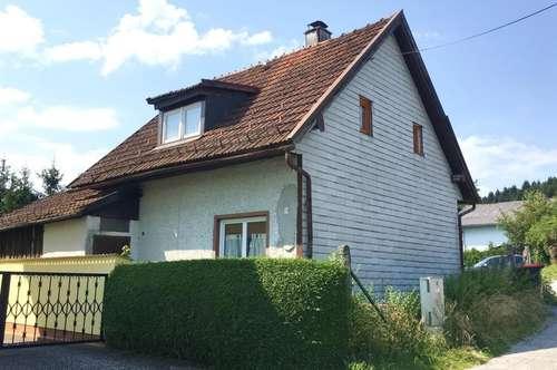 Stark sanierungsbedürftiges, kleines Häuschen in Thomasroith!