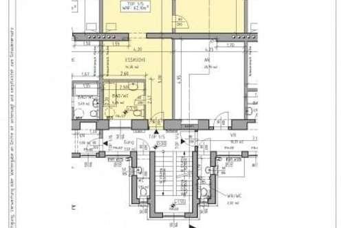 62,10 m² - MIETWOHNUNG IN GRÜNBACH AM SCHNEEBERG