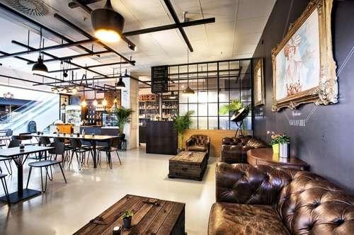 Café - Ein Gastronomiebetrieb mit charmantem Flair