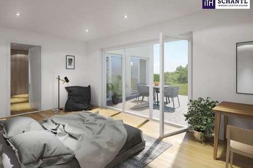 ITH: BERGBLICK! Terrassen-Maisonette + fabelhafter Bergblick + Südwest-Sonnenterrasse + ideale Raumaufteilung!