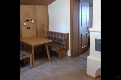 Reith i. Alpbachtal: 2-Zimmer-Wohnung in sonniger Ruhelage