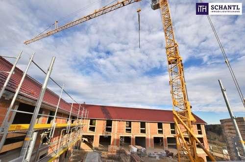 JETZT PROFITIEREN: HERZHAFTE 2-Zimmer Neubauwohnung mit perfekter Raumaufteilung in 8075 Hart bei Graz!