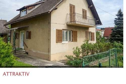 Einfamilienhaus in schöner und ruhiger Wohnlage in Eberndorf