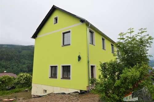 Saniertes Einfamilienhaus mit Fernblick