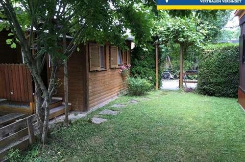Ferienhaus auf Pachtgrund am Neufelder See!