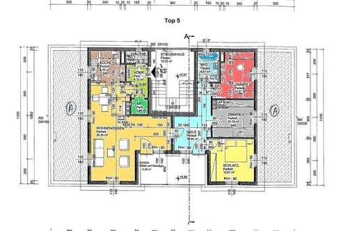 4,5 Zimmer ETW mit Penthauscharakter und Parkplatz!