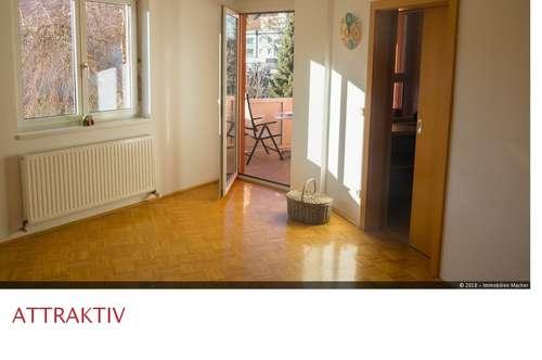 Schöne und ruhige 2-Zimmer-Wohnung in Klagenfurt/Viktring