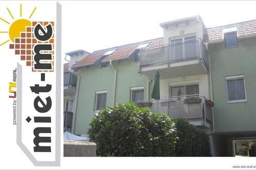 - miet-me - 3 Zimmer Wohnung mit Balkon in Zentrumsnähe inkl Tiefgaragenplatz