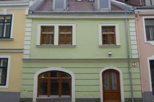 Wohnen im historischen Zentrum der Stadt