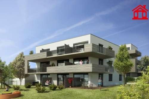 Neubau/Balkonwohnung in Gösting