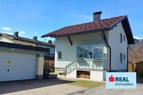Schönes Einfamilienhaus in Lechaschau!