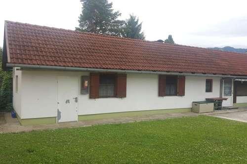 Grundstück mit Ferienhaus und Carport, Villach Nähe Gail