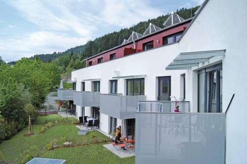 Geförderte, gemütliche 2-Zimmerwohnung mit hoher Wohnbeihilfe mit Terrasse und Gartenanteil