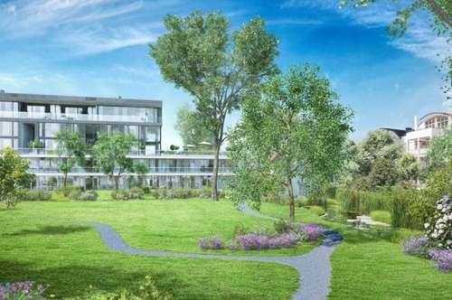 Nonntal: Großzügige 3-Zimmer-Wohnung mit zwei Balkonen!