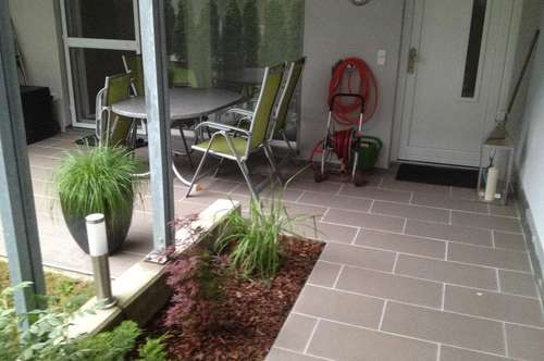 TOP BARRIEREFREIE WOHNUNG mit Garten sucht Nachmieter