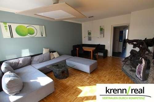 Moderne helle 3 Zimmerwohnung mit herrlicher Loggia!