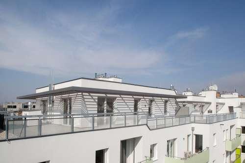 Provisionsfrei! Schwechat, A2_Top37_3- Zimmer Penthouse mit 2 Terrassen
