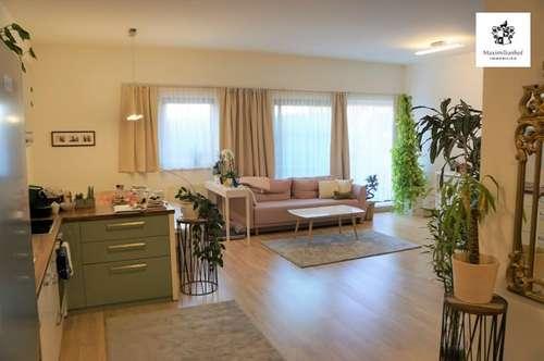 74 m² Mietwohnung im Zentrum von Altmünster mit Terrasse