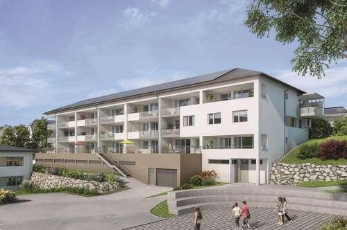 NEUBAU - Geförderte 2 Zimmer Wohnung - Mariapfarr