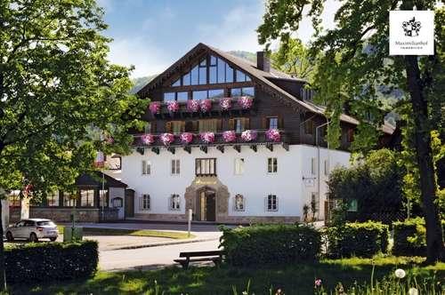 Top 7: 66 m² Süd-West Mietwohnung im Zentrum von Altmünster mit Blick in die Natur
