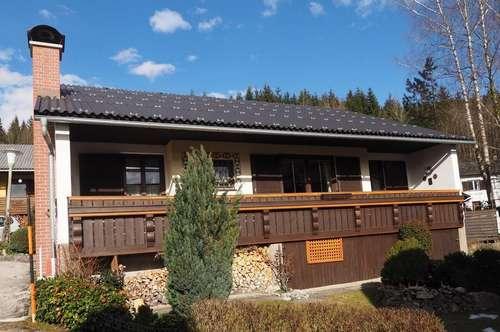 Schmuckes kleines Einfamilienhaus mit Gebirgsblick Wurbauerkogel - NEUER KAUFPREIS