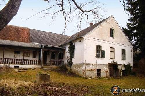 Historische Mühle mit eigener Stromerzeugung!