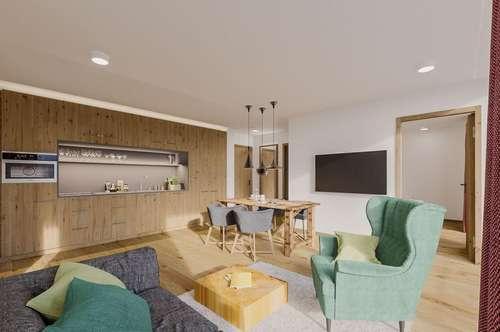 2 Zimmer-Luxus-Appartement in Galtür - Nähe Ischgl
