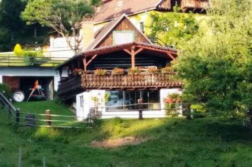 Wochenendhaus-Saualm