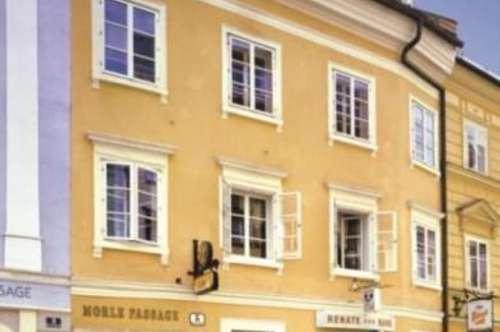 Freundliche und zentrale 2 Zimmer Wohnung im Zentrum von Klagenfurt, Herrengasse 5 - Top 4