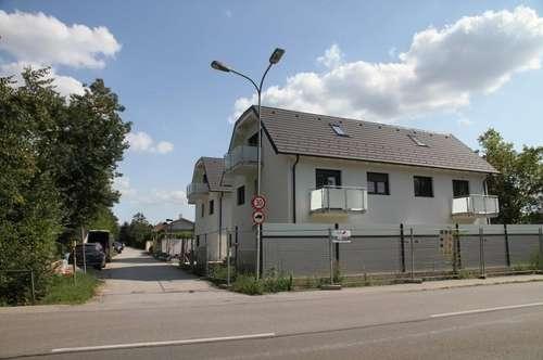 UNTERWALTERSDORF 2 PASSIVHÄUSER (A++) 145 m² + 2 Balkone + 2 KFZ-Plätze, Terrasse und Eigengarten. Luftwärmepumpe, Fußbodenheizung